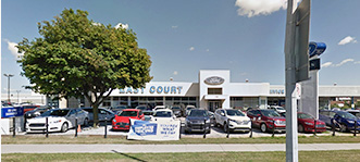 East-Court Ford Lincoln Sales
