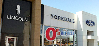 Yorkdale Ford Lincoln