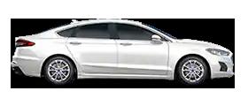 2020 Ford Fusion Plugin Hybrid